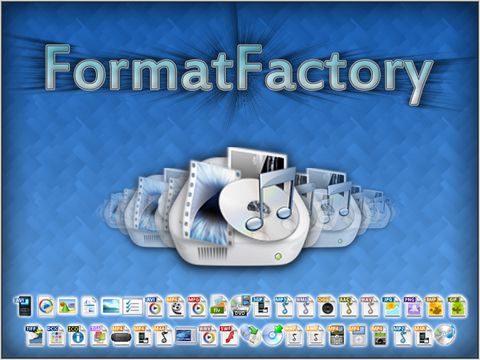 Format Factory Screenshot